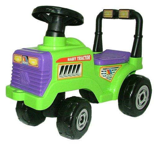 Трактор Митя (машинка-каталка)- в наличии 1шт продаж