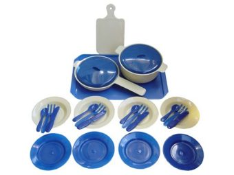 Посуда игровая (столовый набор) в ассортименте продаж