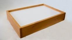 Световой мини планшет-стол для рисования песком(дерево)