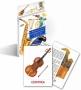 Литература для педагогов ДОУ «Музыкальные инструменты (карточки)»