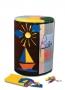Детские мягкие модули «Башенка» с дополнительным материалом