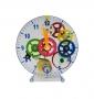 Часы с прозрачным корпусом и ярким механизмом