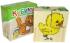 Кубики для малышей 4 шт. (Животные, фрукты-ягоды, игрушки, овощи