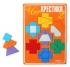 Игрушки-головоломки (сборно-разборные из 4-5 элементов)