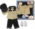Набор одежды и аксессуаров к куклам среднего размера .С ассортим