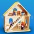 Дом для кукол (массив)