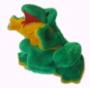 Лягушка с откр ртом