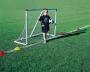 Ворота для футбола с сеткой (ВхШ 165смХ120см,диам.труб.5см)