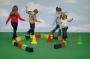 Детская балансировочная дорожка №4