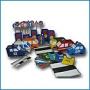 Детские мягкие модули Комплект для изучения ПДД
