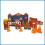 Детские мягкие модули Комплект по изучению пожарной безопасности «Ноль-один»