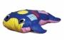 Детские мягкие модули Дидактическая игрушка «Кит»