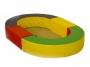 Детские мягкие модули Дидактический манеж (разборный) 150х100х20