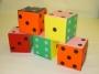 Детские мягкие модули Кубик дидактический 30х30(1шт)