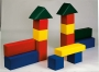 Детские мягкие модули