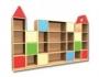Мебель для детского сада Стенка для игрушек №2