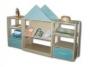 Мебель для детского сада Стенка для игрушек №5