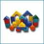 Детские мягкие модули игровой напольный конструктор