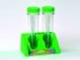 Набор для экспериментов «Комплект пробирок на подставке (2шт)»