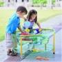 Набор для экспериментов «Передвижной игровой стол для занятий с водой или песком ( в ассо»