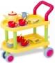 Игровой сервировочный столик с посудой