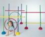Детские полосы препятствий