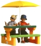 Мебель для игры на улице