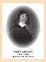 Стенд портрет Рене Декарт