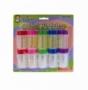 Набор для экспериментов «Пробирки для экспериментов с цветными крышками, 10 шт»