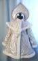 Театральный детский костюм «Снегурочка-Принцесса»