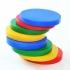 Диски цветные амортизационные деревянные (комплект 6шт)