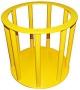 Корзина для хранения мячей 60х55х55 см.