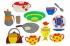 Посуда с игровым полем (10 дет.)