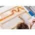 Игровой комплект психолога №1 «Для развития графомоторики, с песком и пластинами»